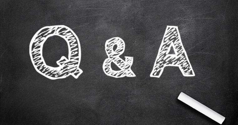 أسئلة وأجوبة حول الووردبريس