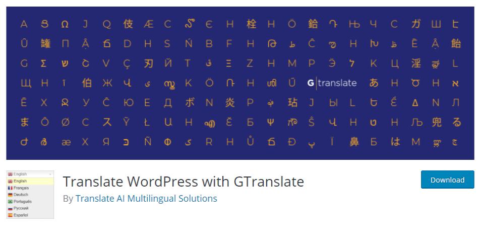 GT Translate