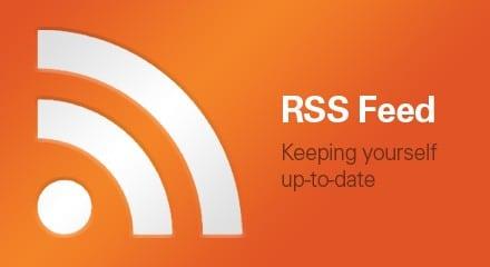 ميزة RSS Feeds المتطورة