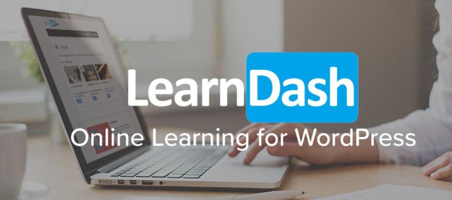 2 – Learn Dash أهم إضافات ووردبريس