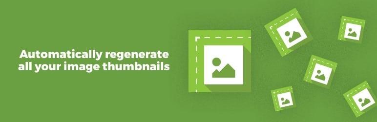 5 – إضافة Regenerate Thumbnails إضافات الووردبريس للمواقع الفوتوغرافية