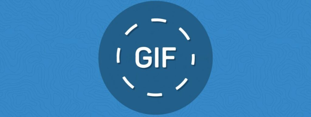 GIF صيغ الصور