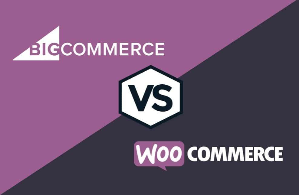 مقارنة بين ووكومرس وبيج كومرس Woocommerce Vs BigCommerce