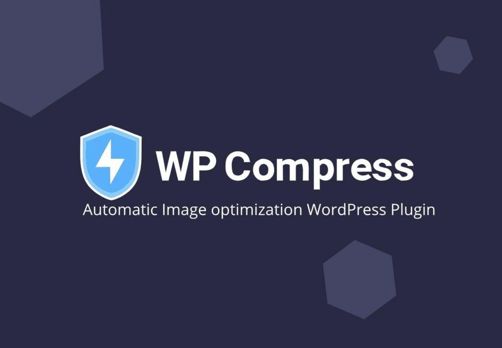 1 – إضافة WP Compress – مجانية