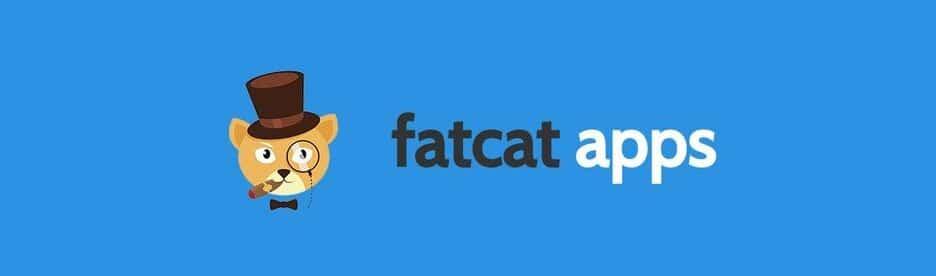 2 – إضافة Fatcat apps 1