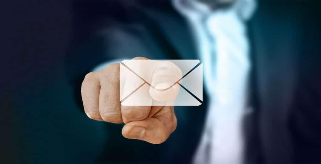 5 – أنشئ نموذج اشتراك بالبريد الإلكتروني
