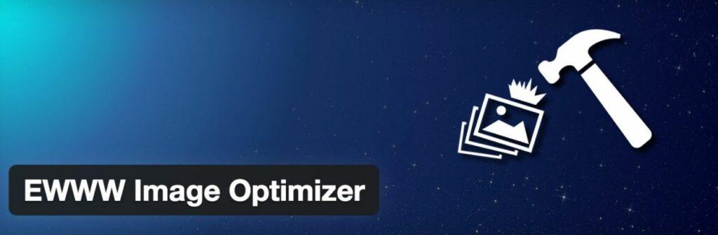 7 – إضافة EWWW Image Optimizer – مدفوعة