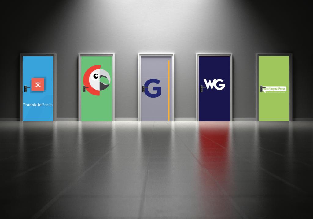 أكثر خمس إضافات منافسة لإضافة WPML