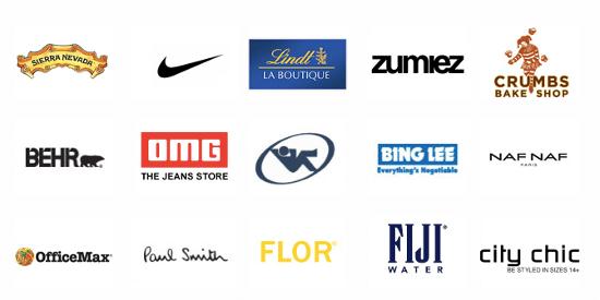 أمثلة للمتاجر التي تدار من خلال ماجنتو