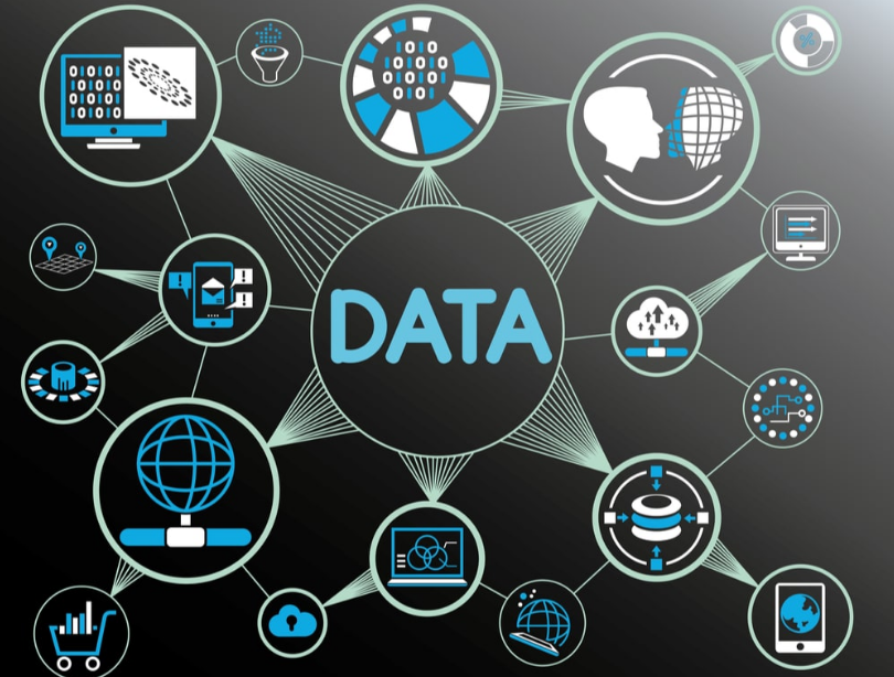 كيف تتم مشاركة البيانات إلكترونيًا؟