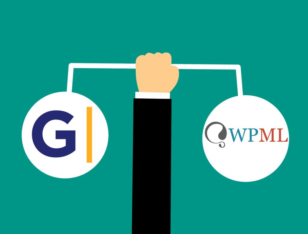 مقارنة حيادية بين إضافة WPML وإضافة Gtranslate
