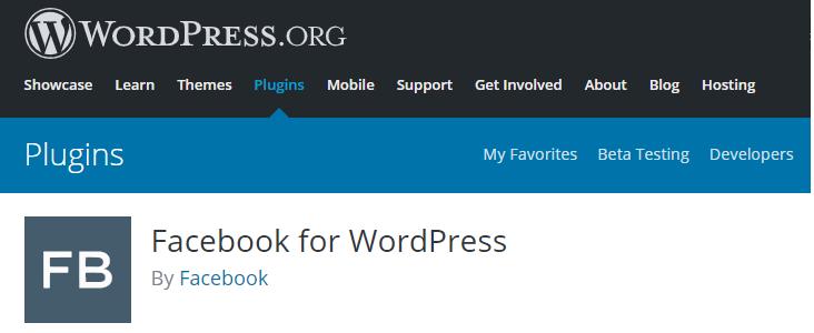 """إصلاح ثغرتين في إضافة Facebook for WordPress الرسمية من فيسبوك بتقييم """"خطر للغاية"""""""