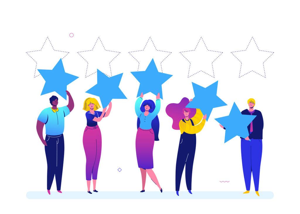 أفضل إضافات مراجعات العملاء على ووردبريس لعام 2021