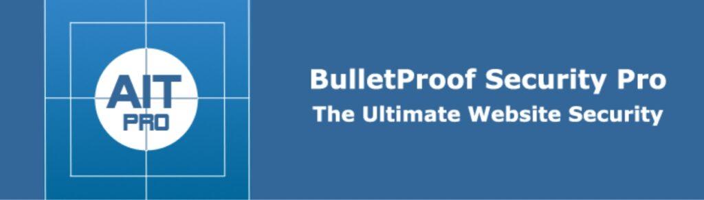 إضافة BulletProof Security