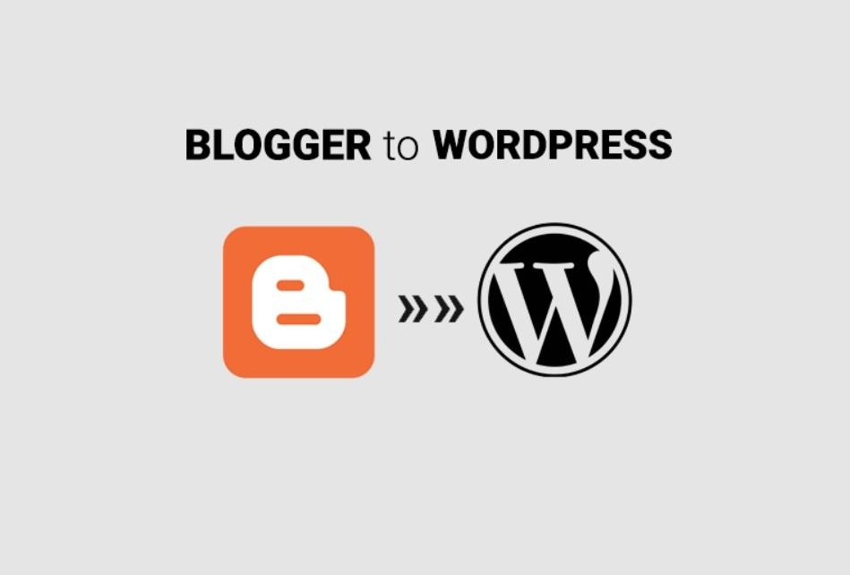 نقل مدونة بلوجر إلى موقع ووردبريس