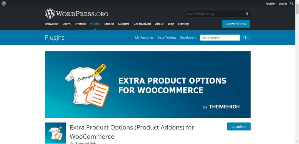11 1 – Extra Product Options Product Addons for WooCommerce