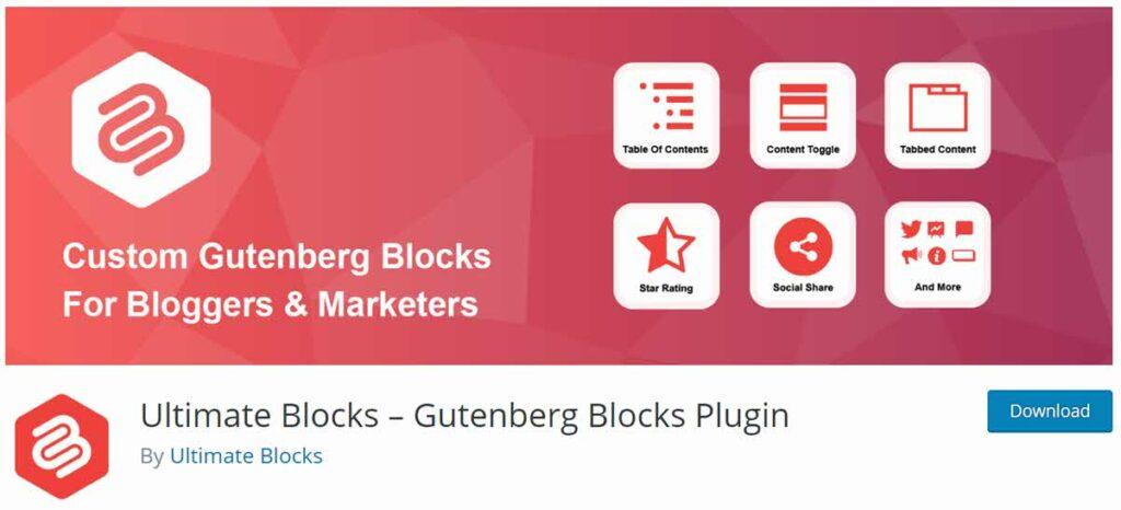 إضافة Ultimate Blocks