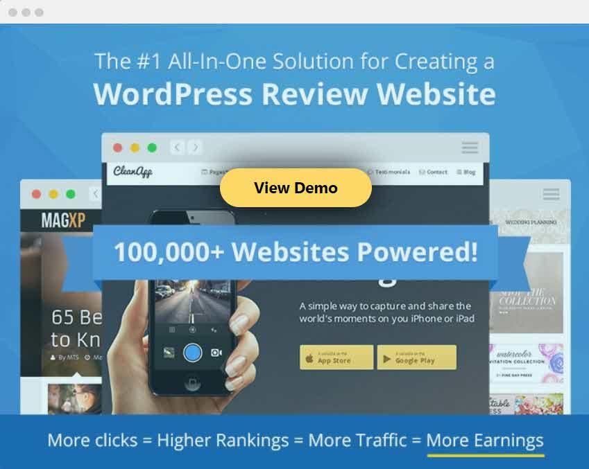 إضافة WP Review Pro