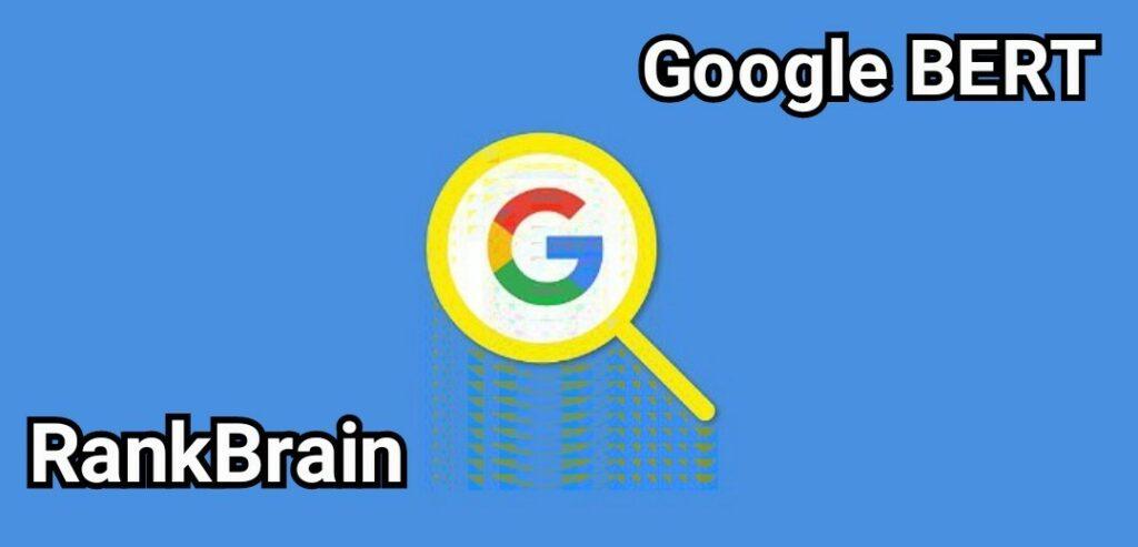 Google ramkbrain and bert