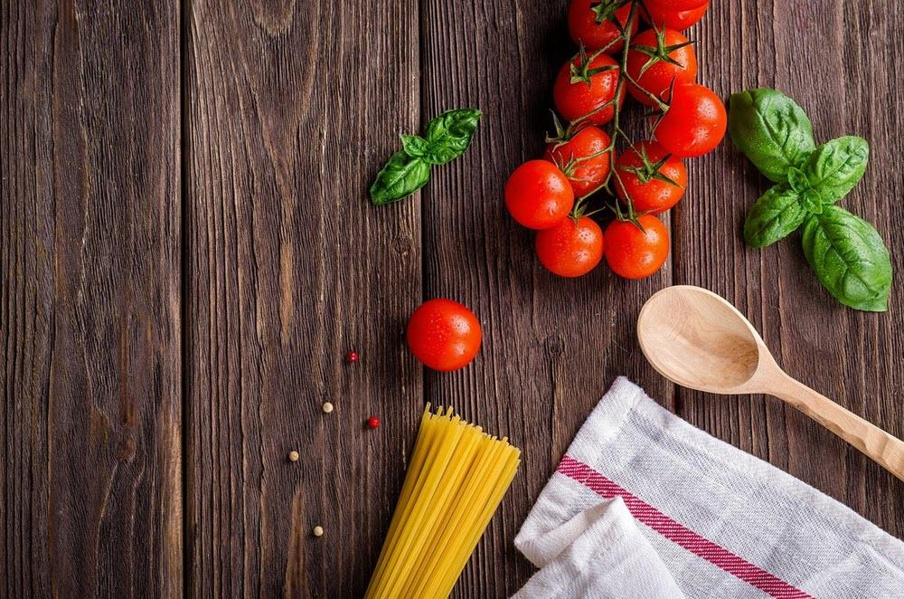 أنشئ موقعًا للطعام الوصفات (Food and Recipes)