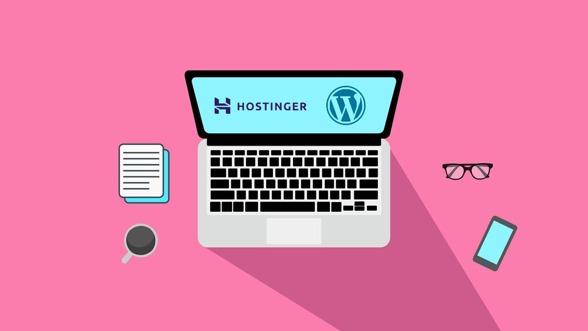 إنشاء موقع ووردبريس على هوستينجر Hostinger خطوة بخطوة