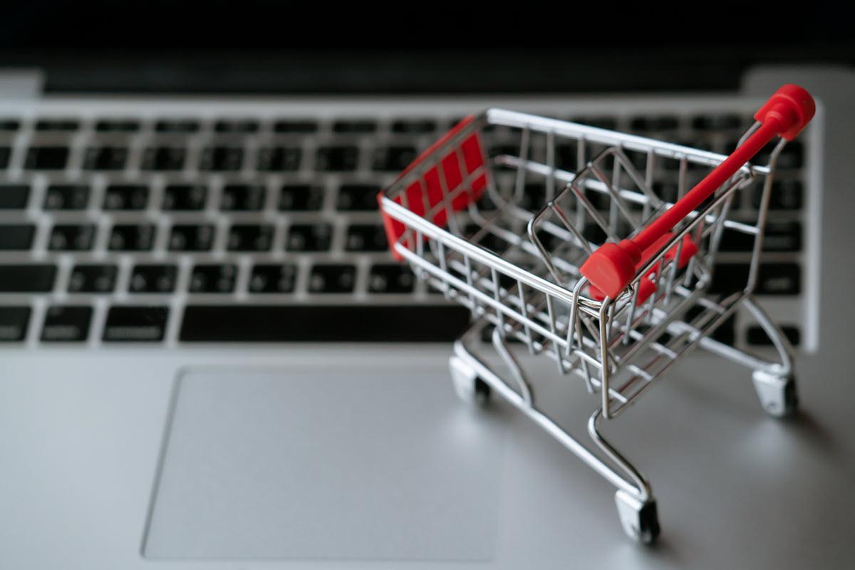 إنشاء متجر إلكتروني