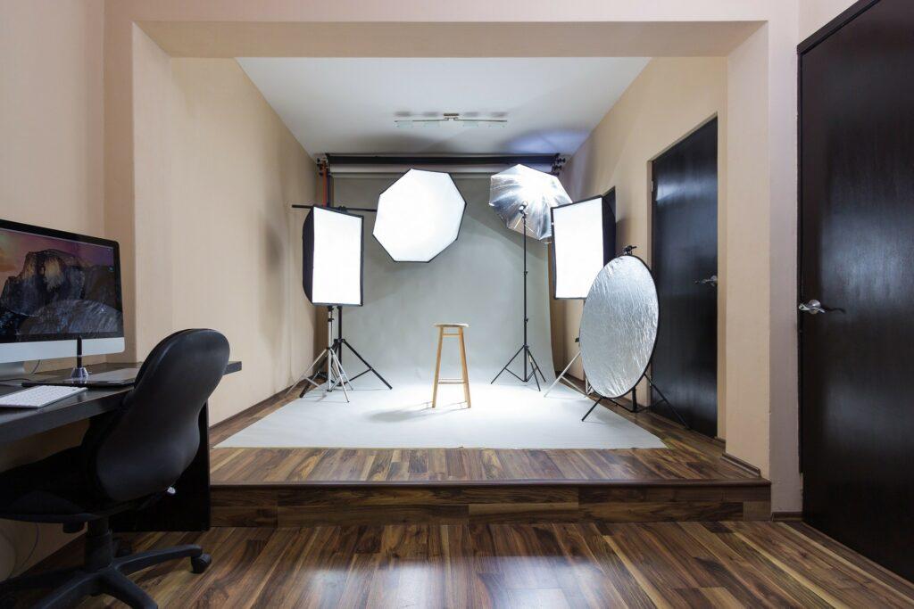 الإضاءة المناسبة من أهم قواعد تصوير المنتجات