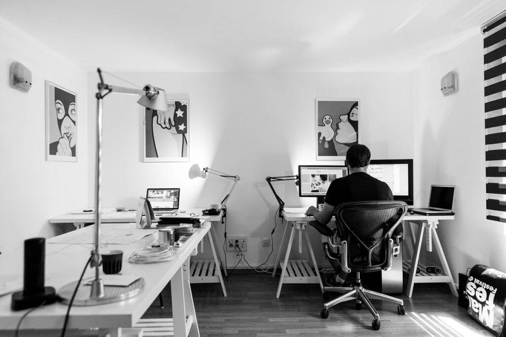البدء في تصميم إنشاء متجر إلكتروني أونلاين