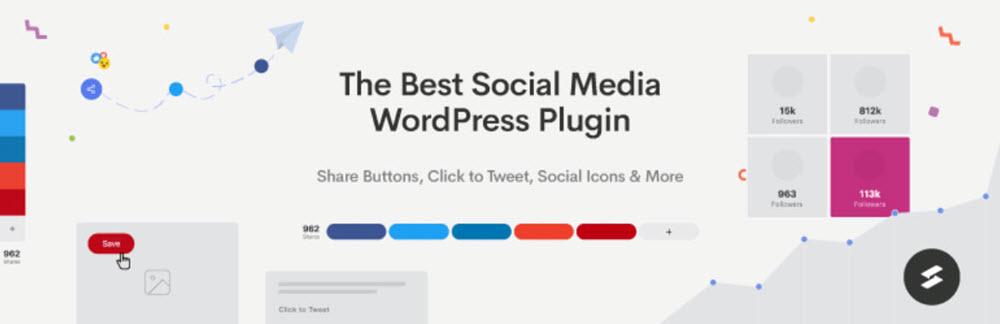 إضافة Social Snap  أكثر إضافات التواصل الاجتماعي مرونة