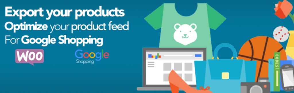 إضافة WooCommerce Google Feed Manager