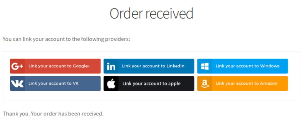 تسجيل الدخول عن طريق مواقع التواصل الاجتماعي (WooCommerce Social Login)
