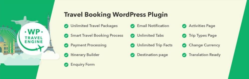 إضافة Travel Booking