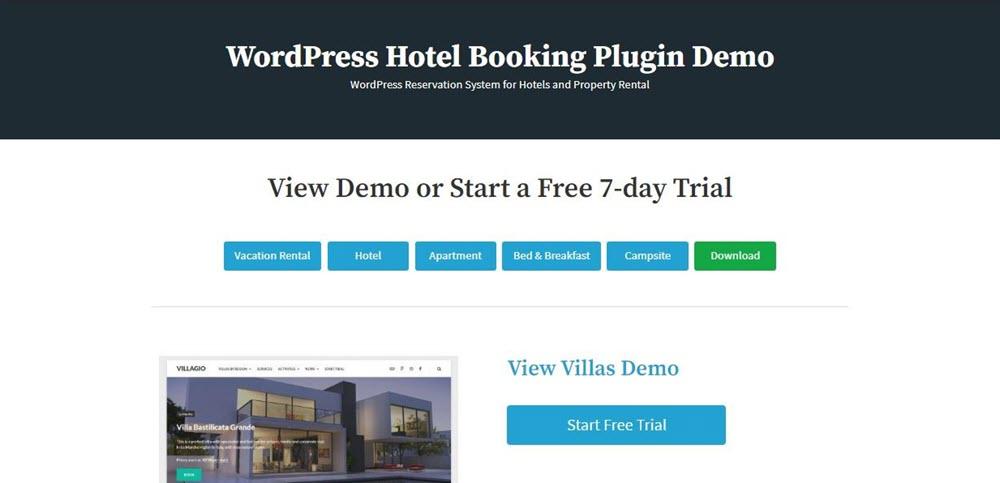 إضافة Hotel Booking