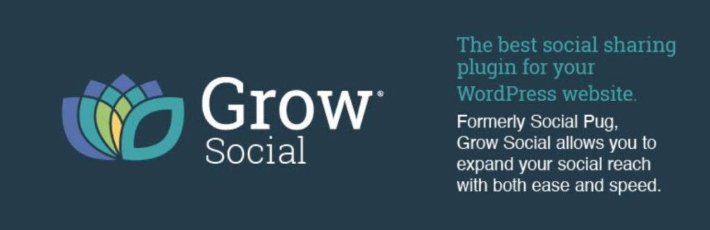 إضافة Grow Social